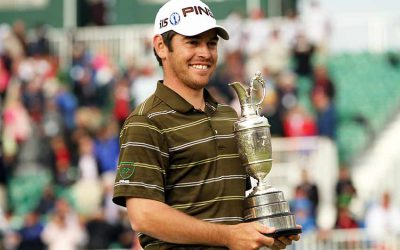 Louis Oosthuizen, The Open Champion