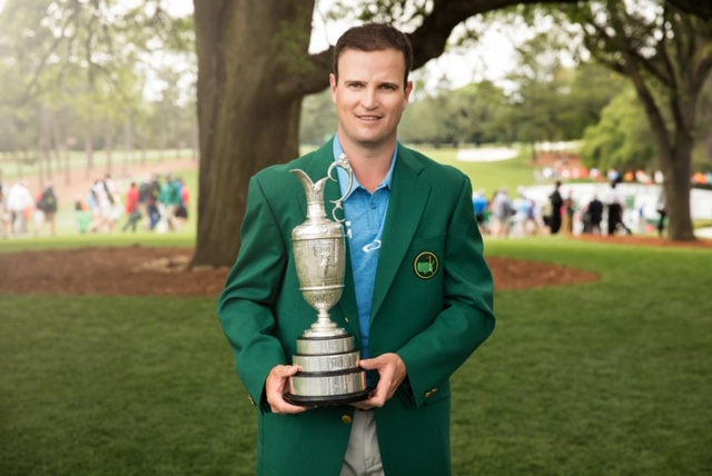Zach Johnson, Masters & The Open Champion